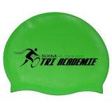 昇進のカスタム屋外のウォーター・スポーツのシリコーンの水泳の帽子
