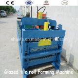 カラー機械を形作る鋼鉄タイルロール