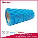Alta densidad básica del estilo de la espuma del rodillo del masaje de la depresión hueco del rodillo