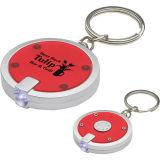 Изготовленный на заказ круглая просто цепь касания СИД ключевая для промотирования