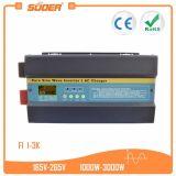 Suoer 1kw/2kw/3kw UPSの本当の純粋な正弦波の太陽エネルギーインバーター