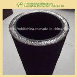 Boyau hydraulique de spirale de fil d'acier (EN856 4SH-1-1/4)