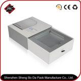 Caja de embalaje modificada para requisitos particulares del papel del regalo del cuadrado de la insignia