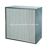 Douane Hoge Efficiecny 99.99% Filter HEPA voor Laboratorium