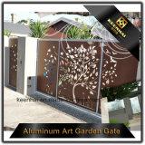 AluminiumVorgarten-Gatter für Landhaus