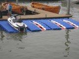 ポンツーンの浮遊ドックのジェット機のスキードック