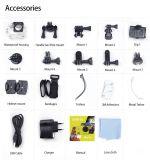 "Câmera de ação 4k WiFi Full HD 1080P DVR 12MP 2 ""LCD Waterproof 30m Sports Camera"