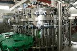 ガラスビンのための自動炭酸飲み物の満ちるキャッピングの機械装置を完了しなさい