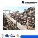 Transportador de cinto de mina de carvão, transportador de correia de tubulação de grande equipamento de máquinas de mineração