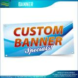 Bandiera del PVC stampata abitudine che fa pubblicità alla visualizzazione esterna (NF26P07015)