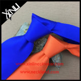 Productor de seda impreso aduana de la corbata del hombre