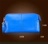 Sac d'embrayage de sac à main en cuir diagonal de Bangalor d'été petit