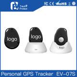 3GはVoice TalkingリアルタイムGPSの追跡によってSosの緊急の非常ボタンが付いている小型個人的な非常呼出のペンダントを防水する