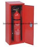 Gabinete de metal fuego / fuego 6 litros Extintor Gabinete