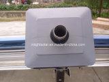 低圧ガラス管ソーラーコレクター
