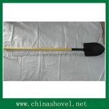 Schaufel-Energie beschichtete Schaufel-Kopf mit erster Grad-hölzernem Griff