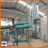 Taux élevés de profit Jnc série machine de recyclage de déchets d'huile pour le carburant diesel