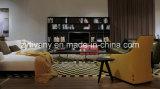 Gabinete lustroso elevado da tevê da sala de visitas européia do estilo (SM-TV06B)