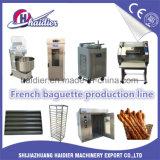 Automatischer italienisches Brot-Backofen-Heißluft-Drehzahnstangen-Ofen