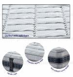 Nuevo colchón de espuma de memoria de látex de 12 pulgadas de tamaño Queen Ultra Luxury Gel Latex