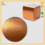 Caja de embalaje cosmética de lujo por el perfume de impresión