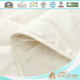 Comforter caldo delle lane di vendita del coperchio di lusso del cotone