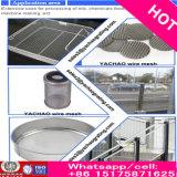 Rijk Roestvrij staal Wire Mesh voor Deep Processing voor Air en Water Filtering