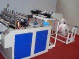 Doppelte Zeilen heißer Ausschnitt-Hochgeschwindigkeitshandbeutel, der Maschine herstellt