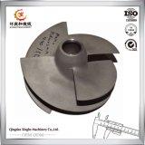 OEMのステンレス鋼の精密鋳造の水ポンプのインペラー