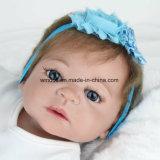 Куклы винила полных младенцев кукол силикона заново родившийся Lifelike Newborn выполненные на заказ для малышей