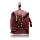 Neueste doppelte Schliessen-Entwürfe der PU-Handtaschen für Zubehör der Frauen