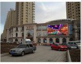 El panel de visualización a todo color al aire libre de LED de la INMERSIÓN P10 para hacer publicidad