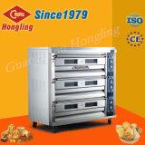 3 forno elettrico del cassetto della piattaforma 9 per la strumentazione del forno del pane