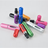 Frasco de alumínio do conta-gotas para os frascos de perfume de alumínio do metal do petróleo essencial 50ml