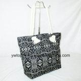 Arte ecologicamente correta Canvas Shoulder Bag Fabricante