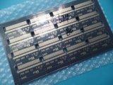 Tarjeta 8layer Soldermask negro del PWB con oro de la inmersión