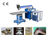 Wort-Laser-Schweißgerät des Verkaufs-neun fasst schweissendes Laser/Ad/Reklameanzeige Laser-Schweißgerät ab