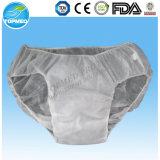 Non-Woven Panty для женщин, устранимых кальсон для женщин