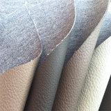 Cuoio ignifugo dell'unità di elaborazione del sofà per i Recliners Hw-248 del sofà