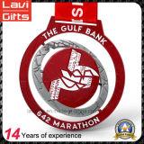최고 판매는 주물 Finsh 회전시키는 마라톤 스포츠 메달을 정지한다