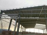 Construction en acier normale pour l'atelier, l'entrepôt et le centre commercial