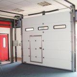 Automatische anhebende industrielle Stahlschnitttüren (HF-65) färben