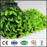 Personalizado PE materias plásticas artificiales verdes vides