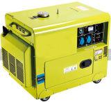 De lucht koelde 3kVA Stille Diesel die Generator door de Motor van Honda wordt aangedreven