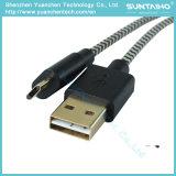 Carga rápida y sincronización de cable USB para todos los teléfonos inteligentes con Android