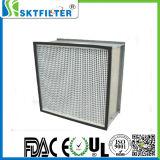 Коробка фильтра HEPA с клобуком ламинарной подачи вентилятора