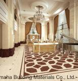Tegel van het Porselein van het Bouwmateriaal de Dubbele Lading Opgepoetste (BMN01P)