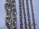 Encadenamiento de conexión estándar del acero inoxidable