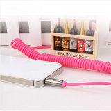 кабель USB высокого качества 3.5mm Jack для кабельной линии связи телефона 3.5mm вспомогательной тональнозвуковой