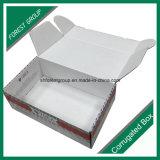 Flauta B envases de cartón ondulado Cajas de papel